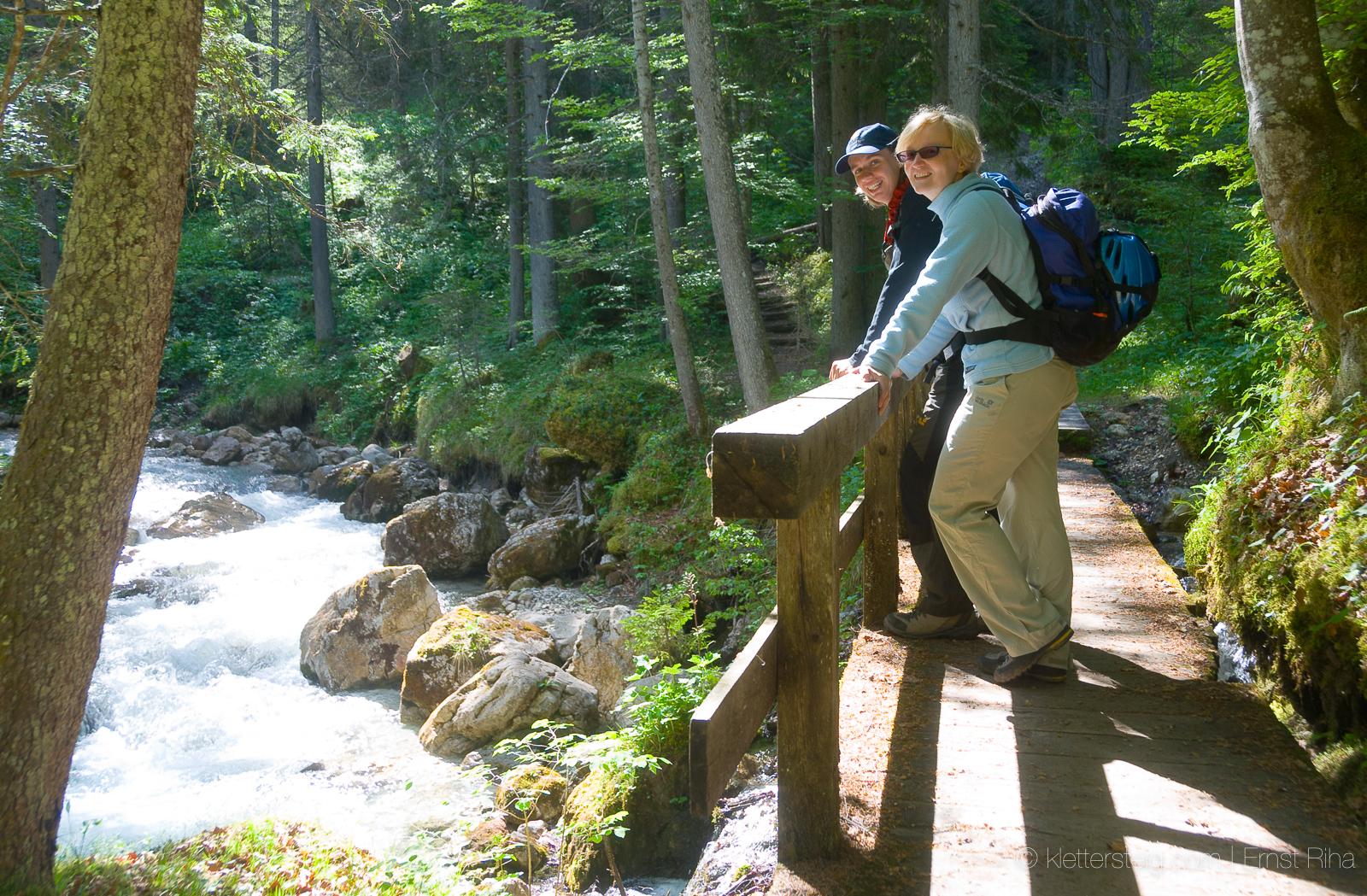 Seeben Klettersteig Ehrwald