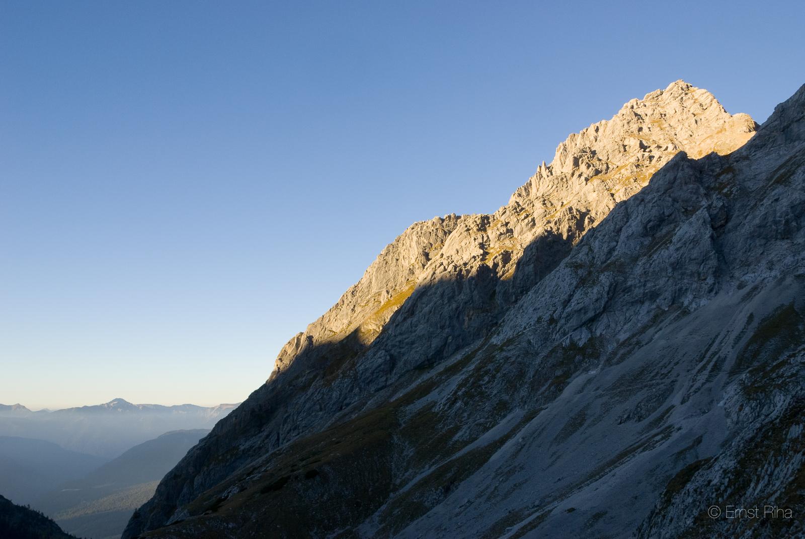 Coburger Klettersteig Ehrwald Tirol